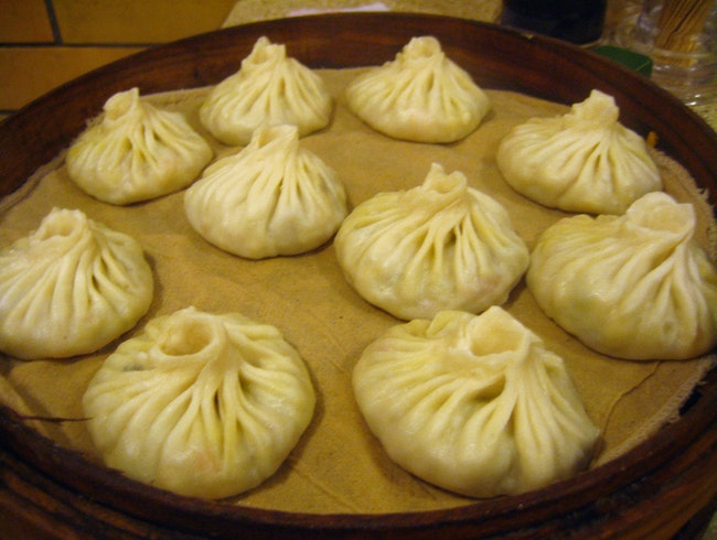 Stuff Yourself with Dumplings Made with Naturally Raised Pork