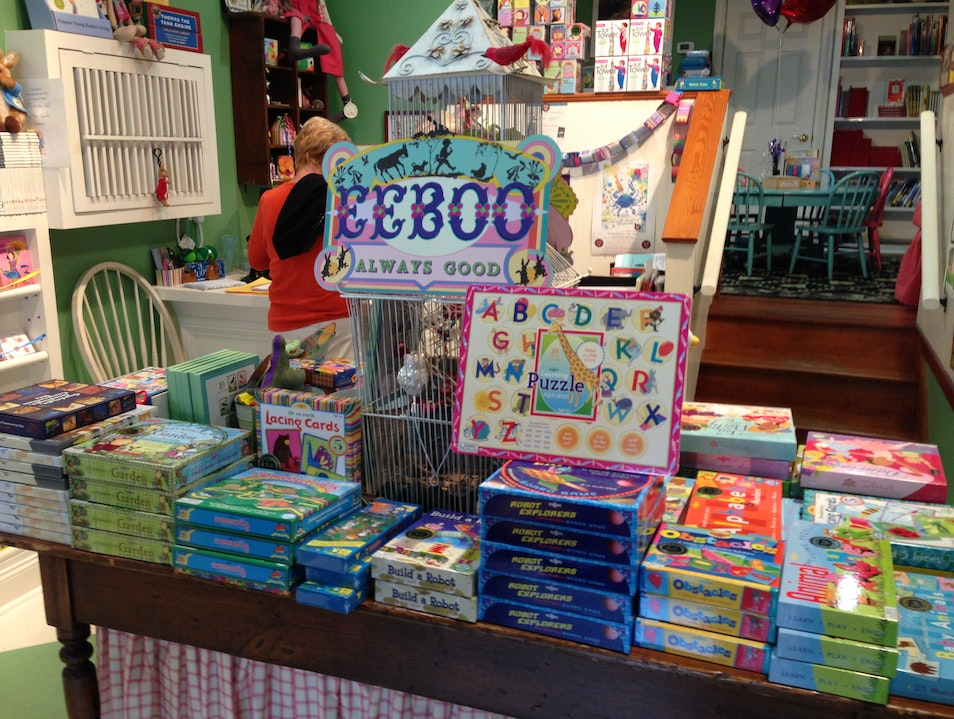 A Children's Bookshop with Character Bluffton South Carolina United States