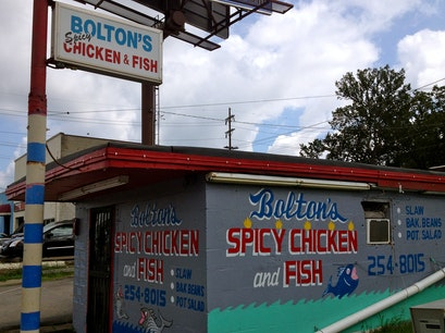 Bolton's Spicy Chicken & Fish Nashville Tennessee United States