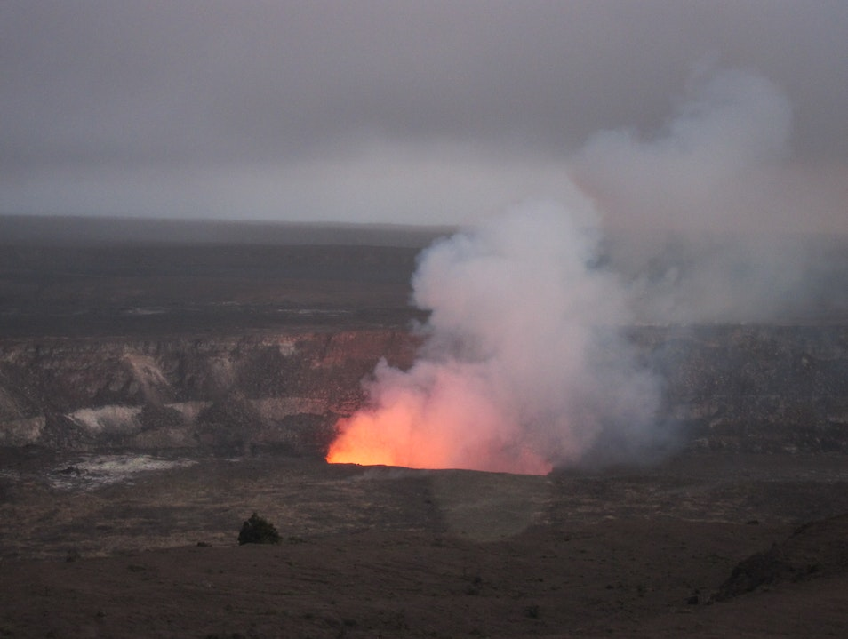 Live Lava Pāhoa Hawaii United States