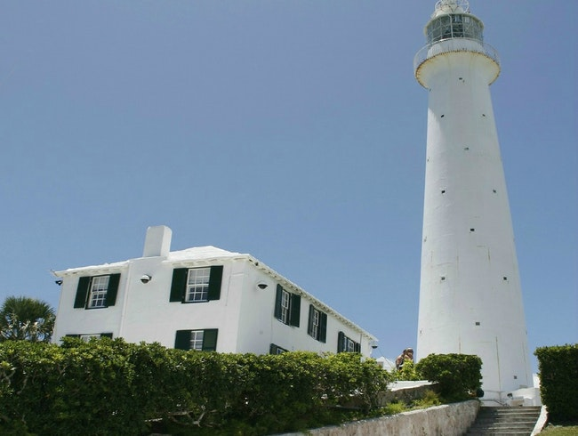 Dine Beneath a Lighthouse at The Dining Room at Gibbs Hill Lighthouse
