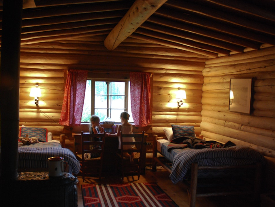T Cross Ranch in Wyoming, a Classic Western Experience Dubois Wyoming United States