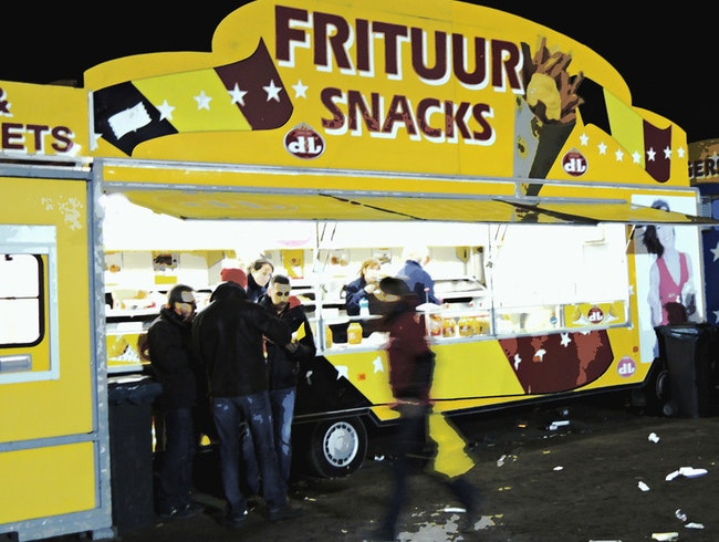 Frites to go!