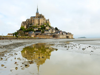 Mont Saint-Michel Mont Saint Michel  France