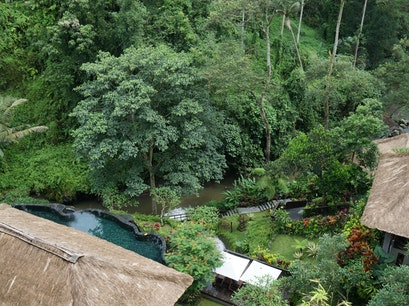 Maya Ubud Resort & Spa Ubud  Indonesia