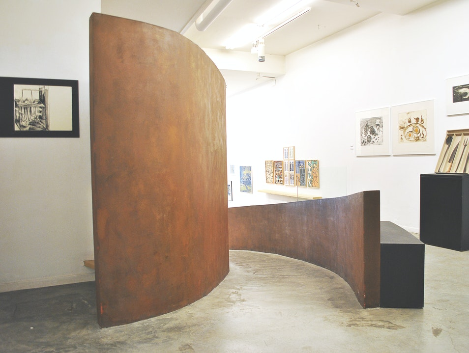 The Interactive Art Gallery