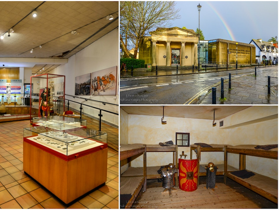 National Roman Legion Museum Caerleon  United Kingdom