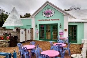 Bailey's Bay Ice Cream Parlour