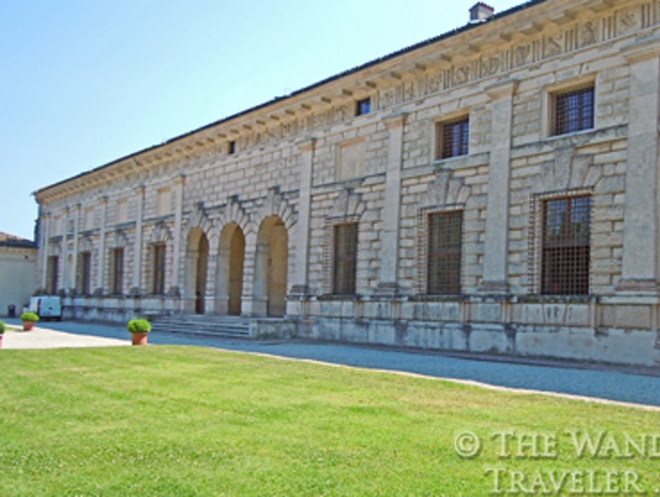 Quality Travel in Rural Italy: Palazzo del Te in Mantova Mantova  Italy