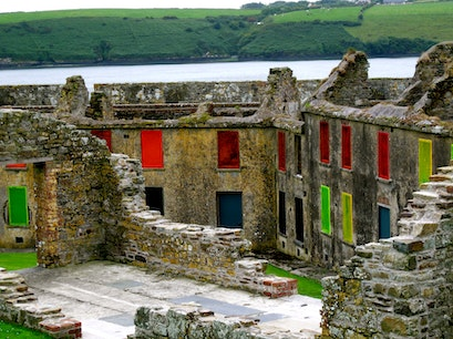 Charles Fort Cork  Ireland