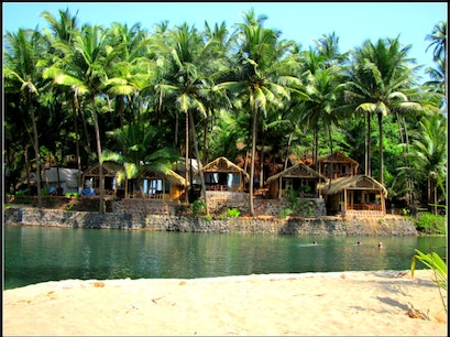 Secret Beach Resort in Goa Cola  India
