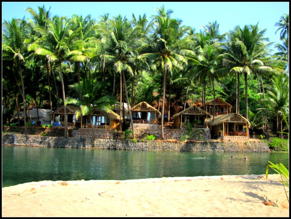 Privacy and quiet in Goa
