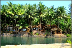 Secret Beach Resort in Goa