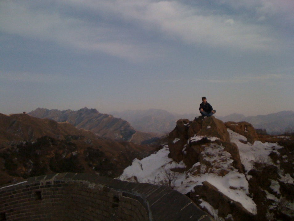 Night on the Great Wall