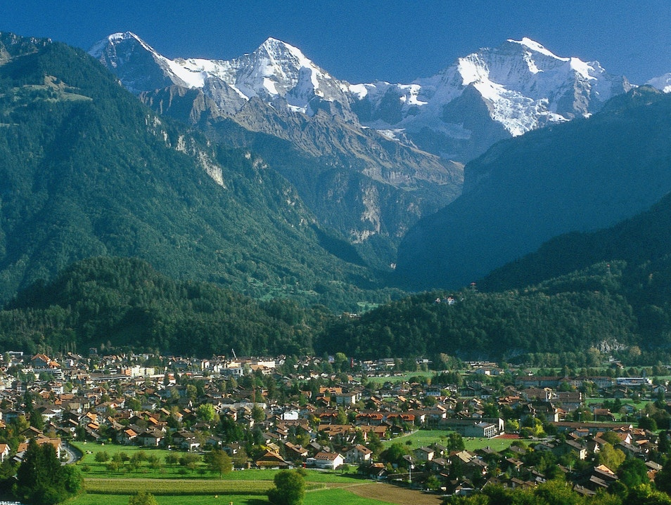 Exploring Interlaken with the Swiss Pass Interlaken  Switzerland