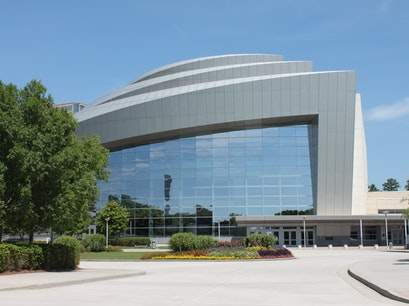 Cobb Energy Performing Arts Centre Atlanta Georgia United States