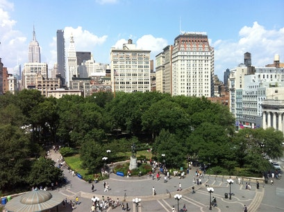 Union Square Park New York New York United States