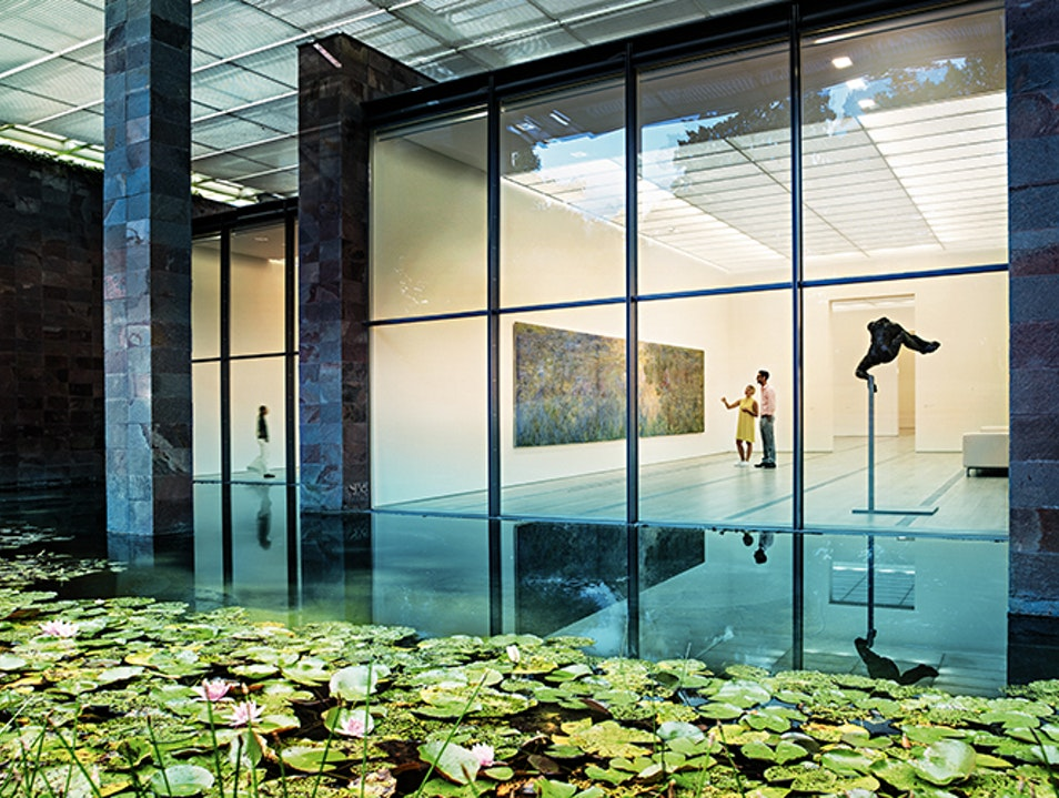 Fondation Beyeler Basel  Switzerland