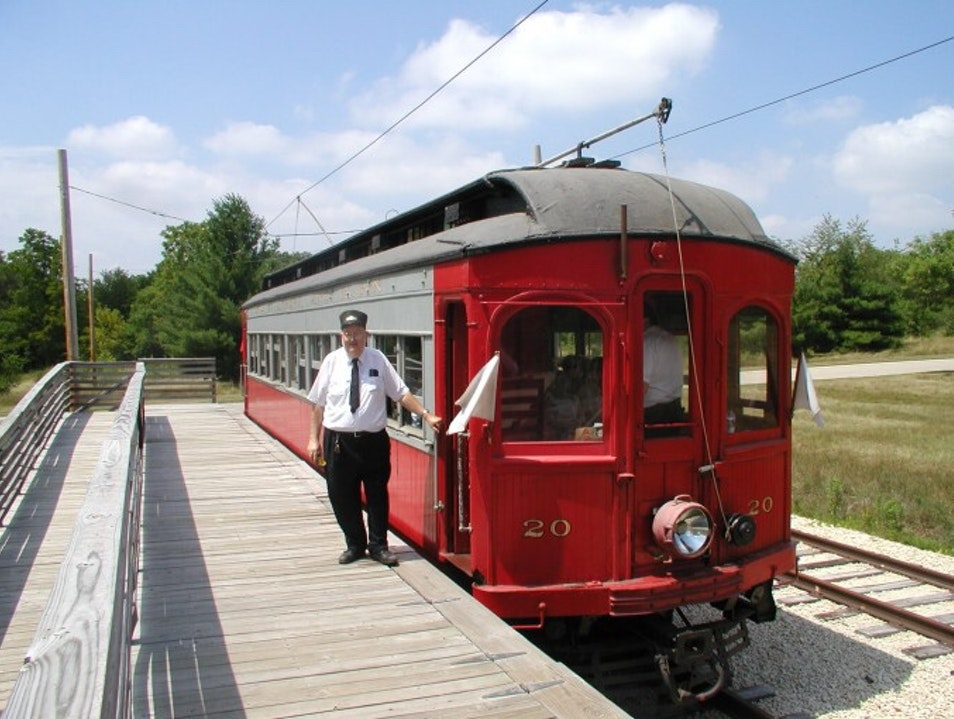 Fox River Trolley Museum