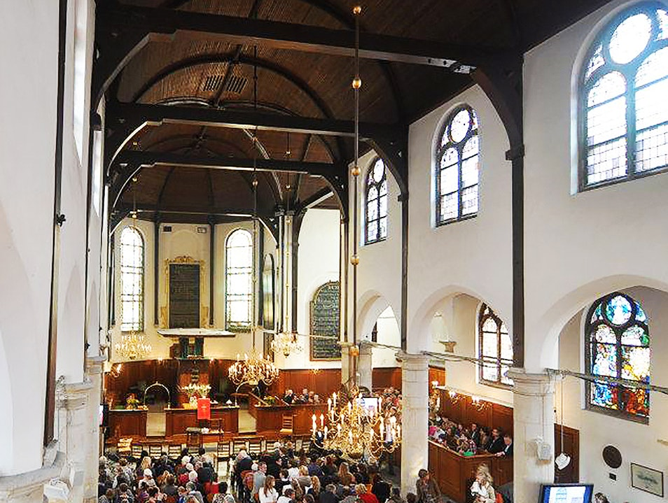 Pilgrim Fathers Church Rotterdam  The Netherlands