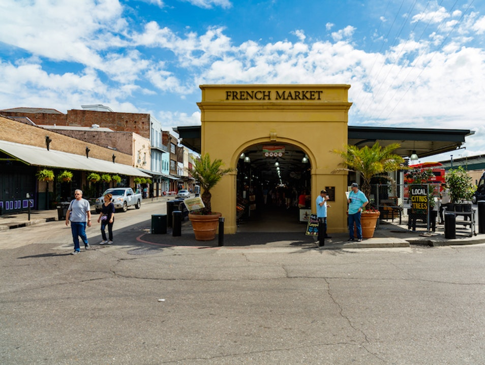 Savor the Creole Tomato Festival at the French Market