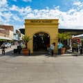 Savor the Creole Tomato Festival at the French Market New Orleans Louisiana United States