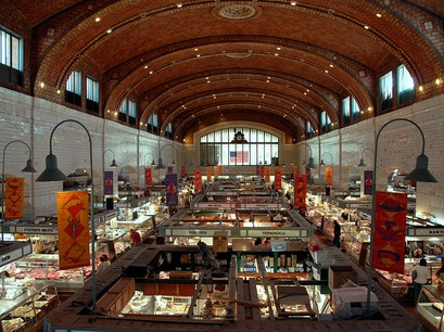 West Side Market Cleveland Ohio United States