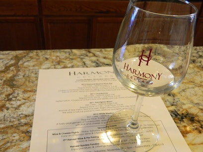 Harmony Cellars Harmony California United States