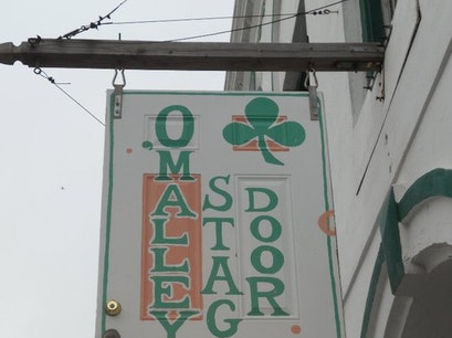 O'Malley's Stage Door Galveston Texas United States