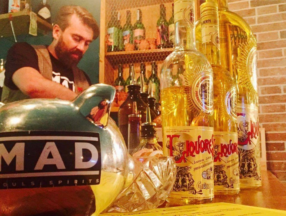 Mad Creative Mixologists Florence  Italy