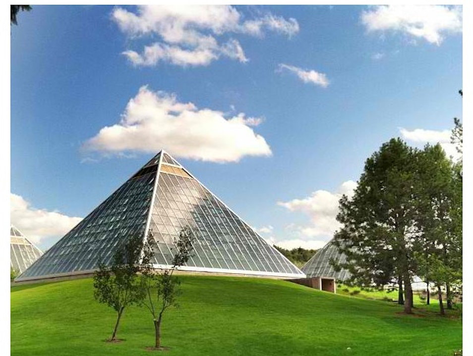 Explore the Diverse Biomes at the Muttart Conservatory