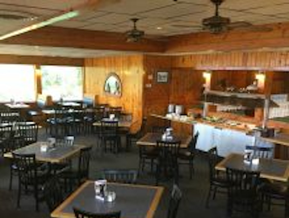 Burke's Waterfront Restaurant Cadillac Michigan United States