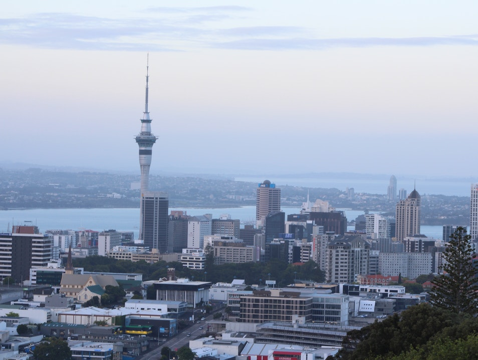 The Best View of Auckland Auckland  New Zealand
