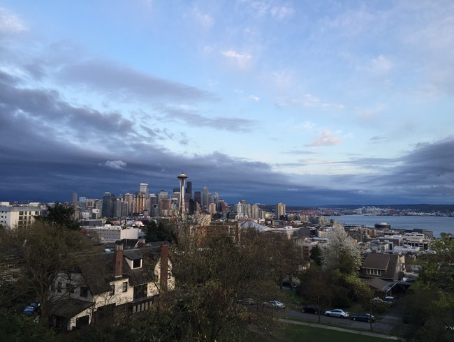 Classic Seattle View