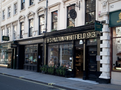 Paxton & Whitfield Ltd London  United Kingdom