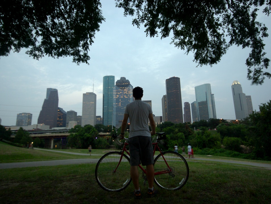 See Houston by Bike Houston Texas United States