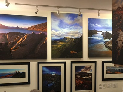 An t-Eilean Photographic Gallery Portree  United Kingdom