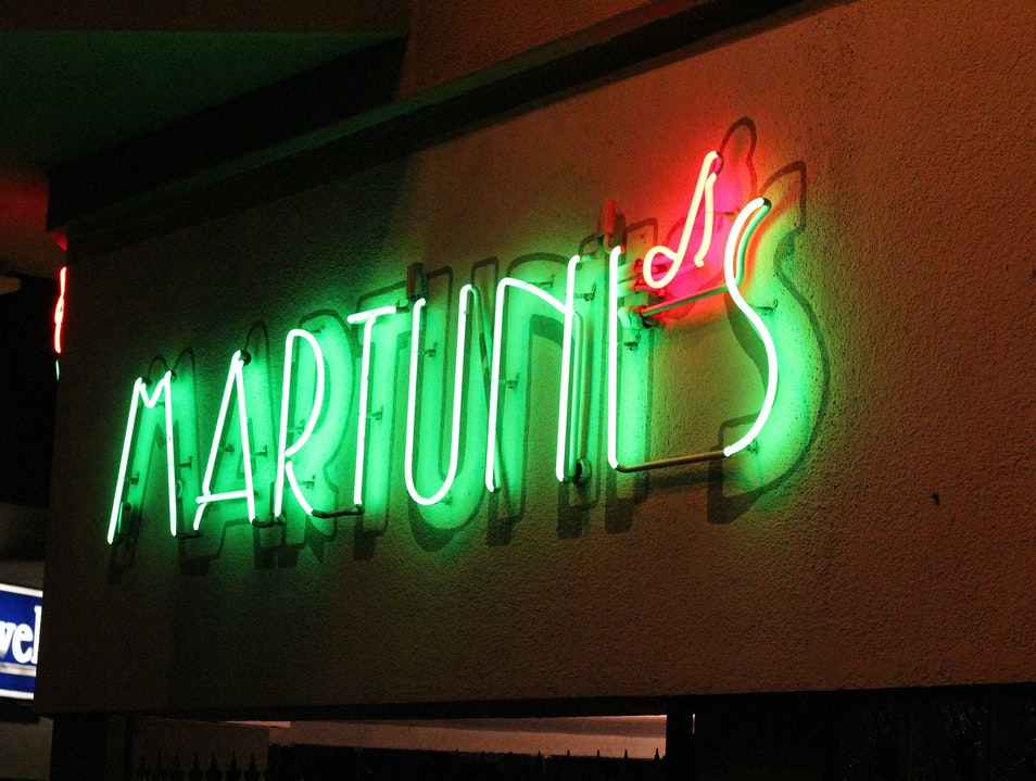 Martuni's San Francisco California United States