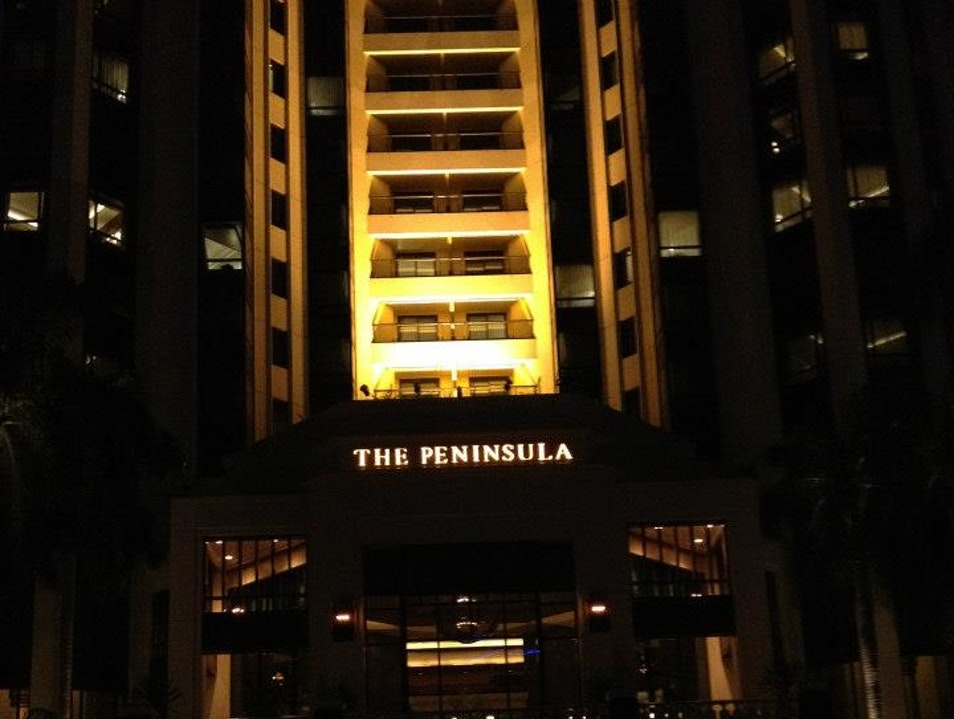 The Peninsula Hotel Bangkok  Thailand