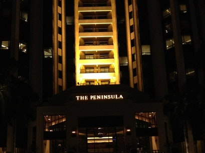 The Peninsula Bangkok Bangkok  Thailand