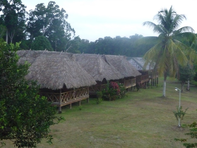 Iwokrama River Lodge and Research Center