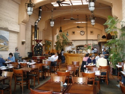 University Café Palo Alto California United States