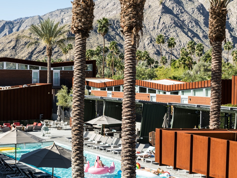 ARRIVE Palm Springs California United States