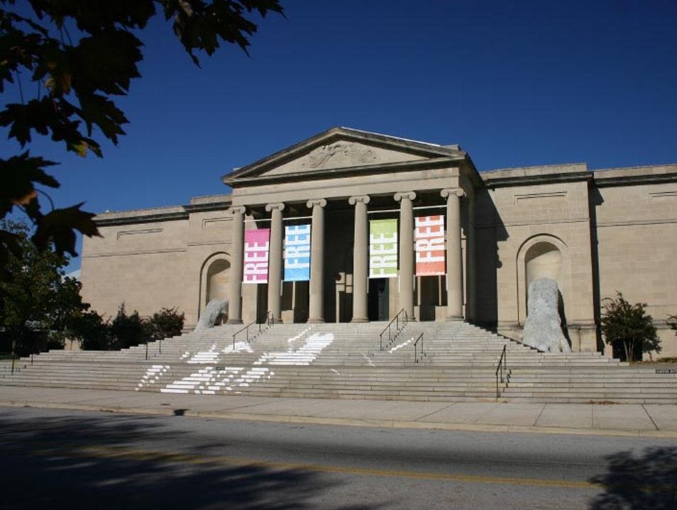 A Home to American Masterpieces Baltimore Maryland United States