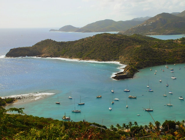 Take an Adrenaline Tour of Antigua