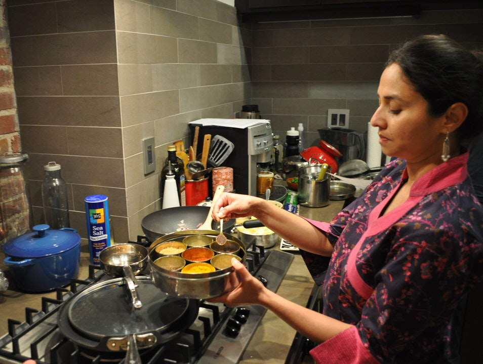 Dosa-Cooking Class