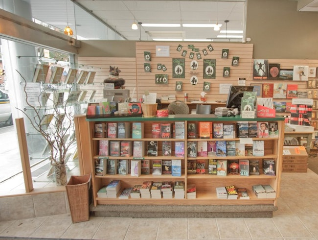 Ottawa's Perfect Independent Bookstore
