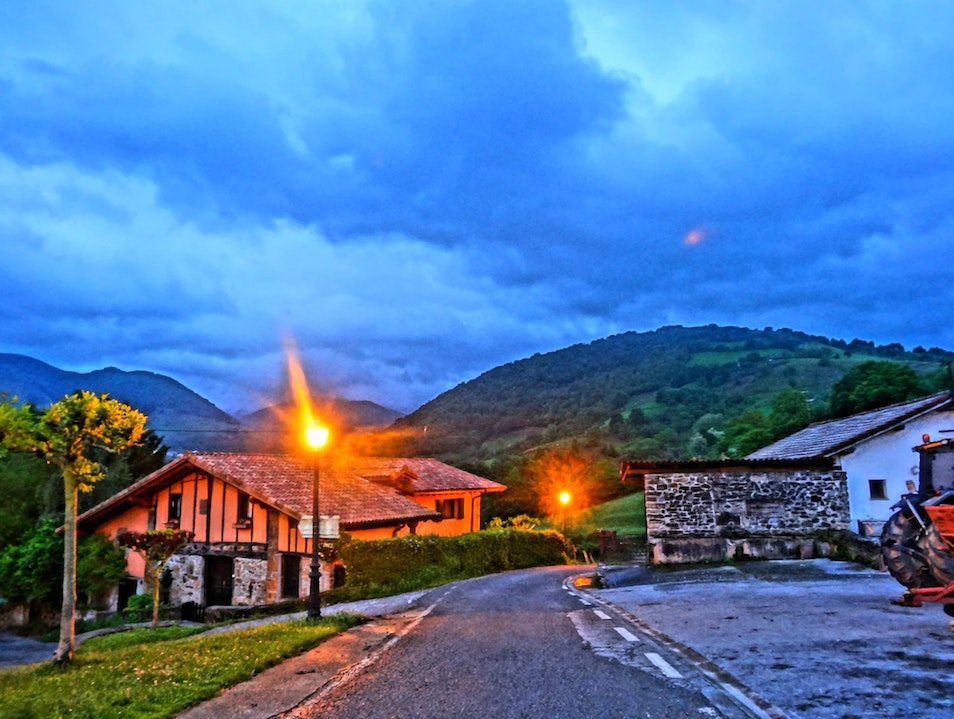Wonderfully relaxing B&B in Basque Country!