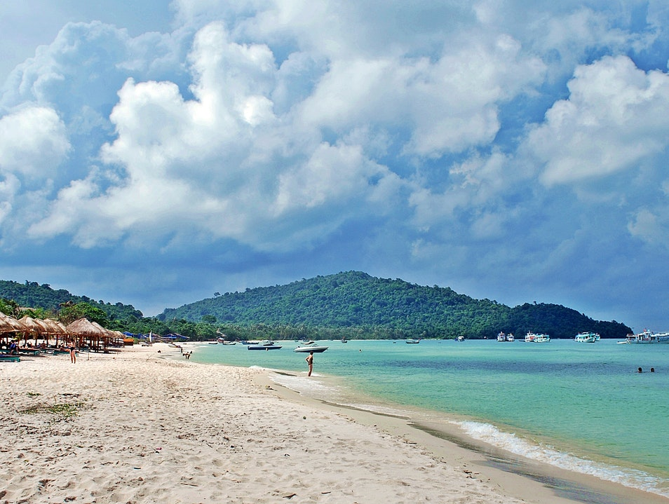 Oasis: Supreme Relaxation on Phu Quoc