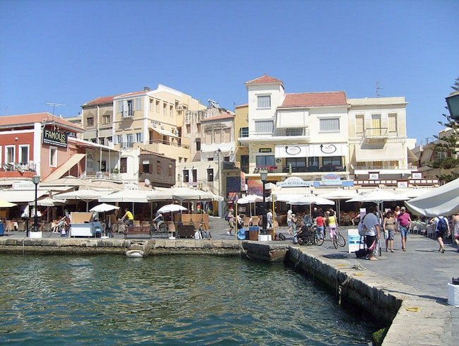 Old Venetian Harbour